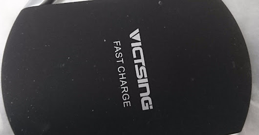 Review: VicTsing Fast Qi Wireless Charging Pad