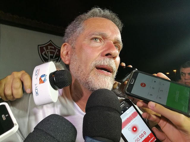 """Presidente eleito sobre Trellez e David: """"Não facilitaremos em hipótese alguma a saída desses atletas"""" 1"""