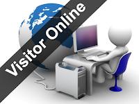 Cara Melihat Pengunjung Yang Sedang Online di Blog Kita
