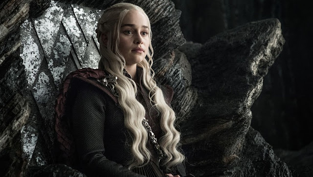 Daenerys, séptima temporada de 'Game of Thrones'