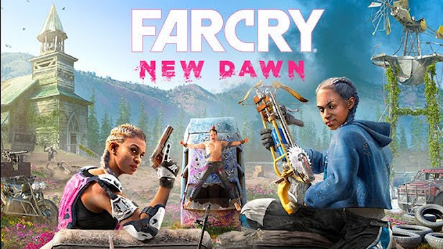 FAR CRY® NEW DAWN - Free Game Download (PC/XBOX/PS4)