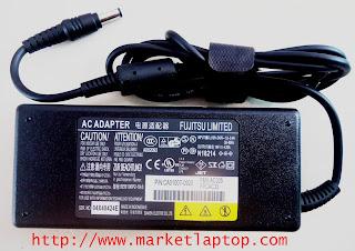 jual new charger laptop fujitsu