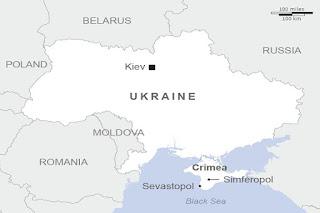 Negara Ukraina Siap Lakukan Uji Coba Rudal di Dekat Crimea, Rusia Meradang - Commando