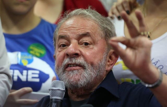 Denúncia do sítio imputa a Lula 10 crimes de corrupção e 44 de lavagem