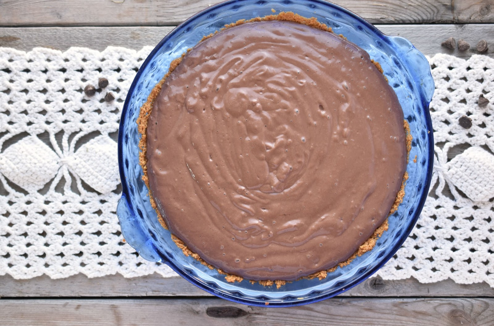Woman in Real Life:The Art of the Everyday: Vegan Chocolate Pie ...