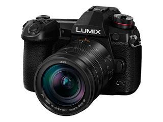 Новый монстр от Panasonic беззеркальная камера Lumix DC-G9