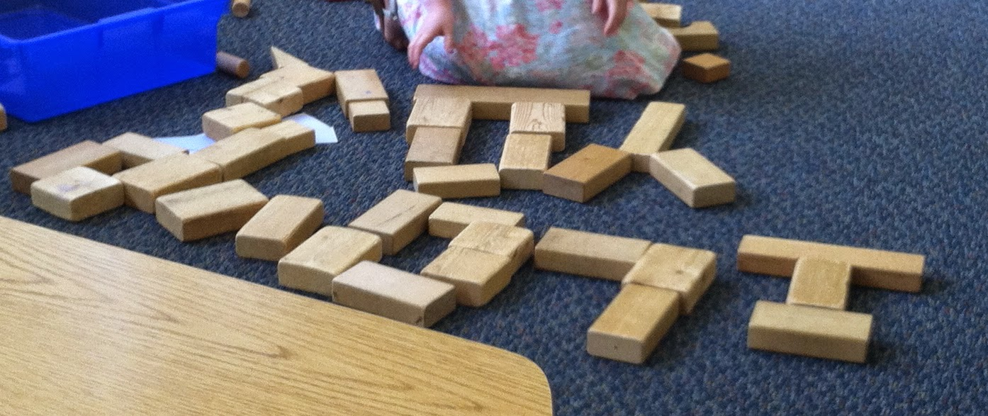 Spelling with Blocks (Brick by Brick)