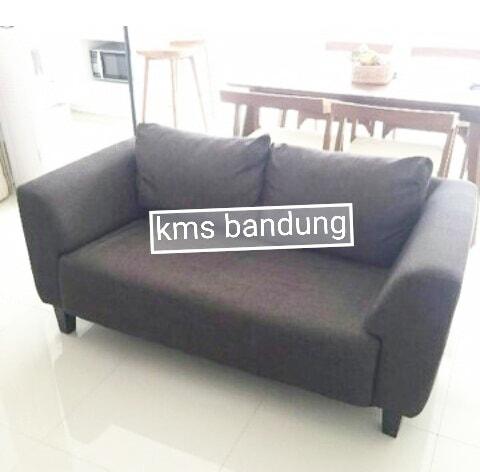 sofa baru cover berkualitas tanpa bantalan
