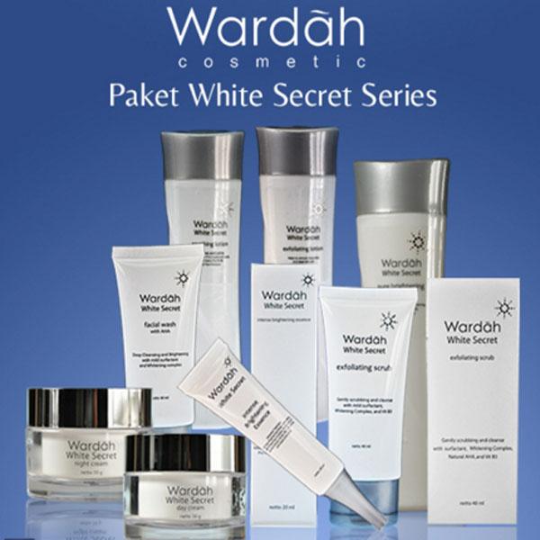 Harga Wardah White Secret Series 2017 - Harga Bedak