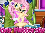 EG Fluttershy Baby Birth