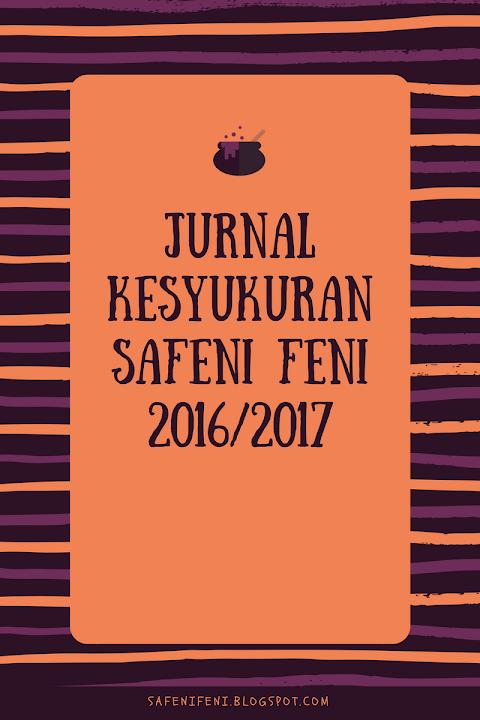 JURNAL KESYUKURAN SAFENI FENI