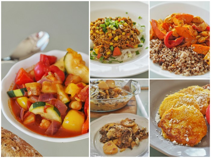 5 szybkich jesiennych obiadów