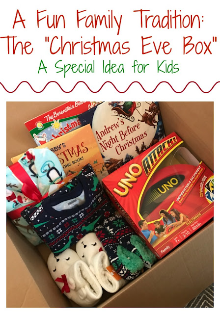 The Christmas Eve Box || A Fun Christmas Tradition for Kids #christmasevetradition #christmaseve