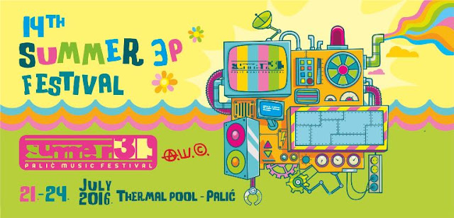 14. Summer3p festival