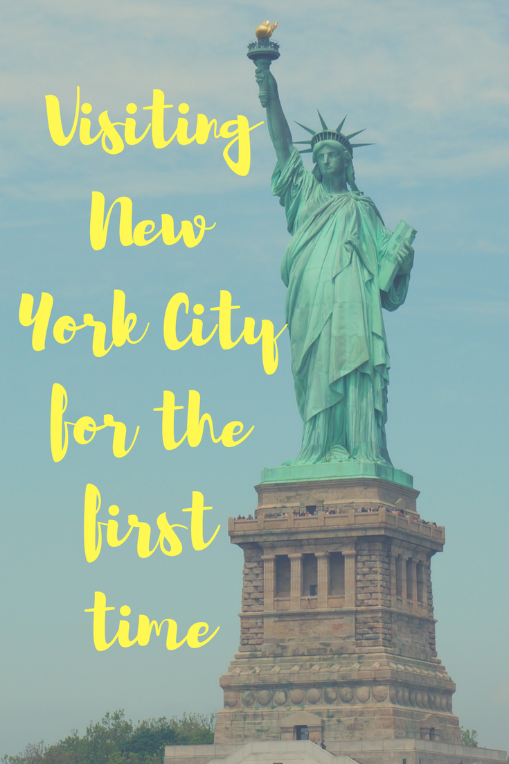 Visiting New York City for the first time; essential travel tips for your New York trip.