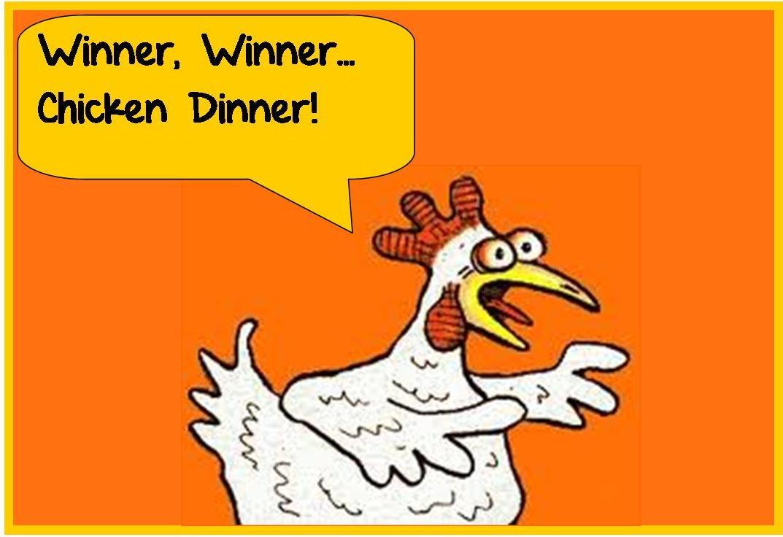 Winner Winner Chicken Dinner Wallpapers: Winner Winner Chicken Dinner Clipart