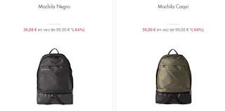 mochilas para hombre