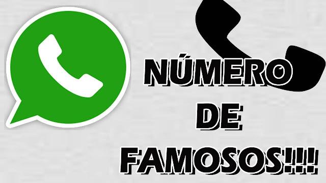 COMPRAR NÚMEROS DE FAMOSOS