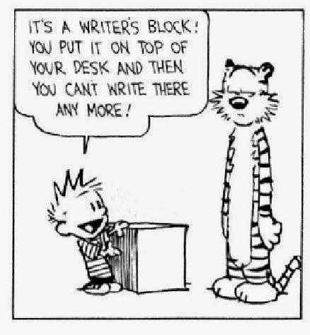Blocked writer