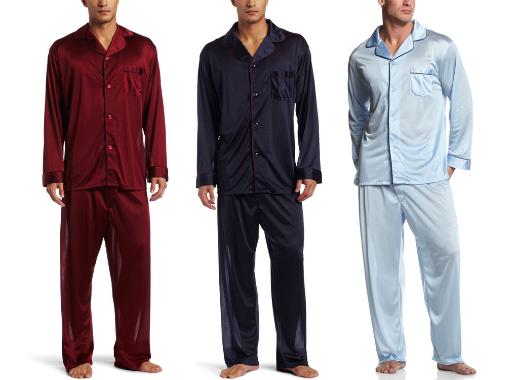 Men Nylon Pajamas 49