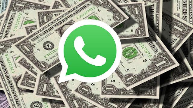 whatsapp se paise