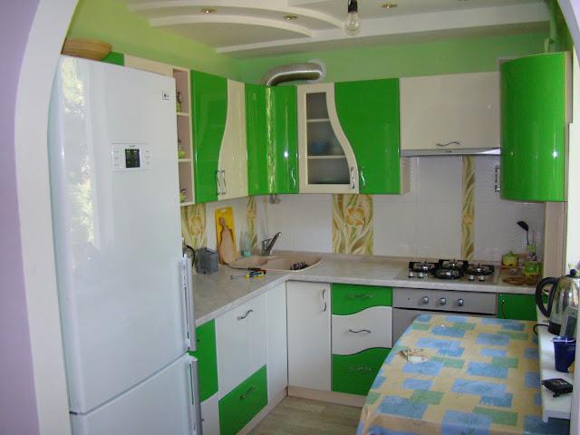 Маленькие кухни под заказ