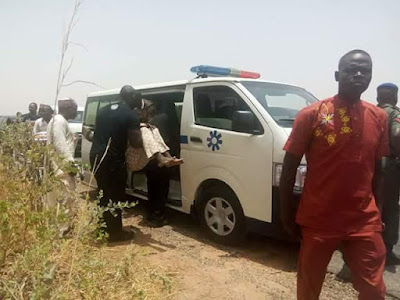 Image result for Bauchi motor accident victims
