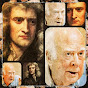 Isaac Newton looks like Peter Higgs lookalike Reincarnation Possibility Smile of Magnetically Scientifically Handsome