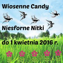 Wiosenne Candy Niesforne Nitki