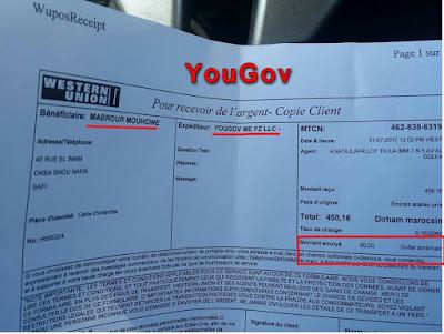 للجادين فقط !! ... اربح 50 دولار مقابل استطلاعات للرأي لاراءك الشخصية ودعوة أصدقائك ...مع إثباتات الدفع الشخصية.