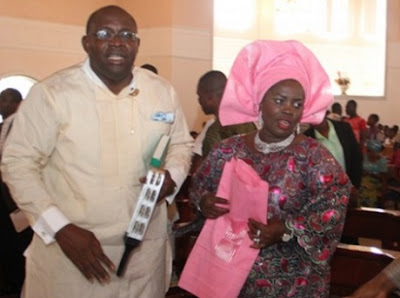 Gov. Dickson's Wife Very Much Alive - Aide