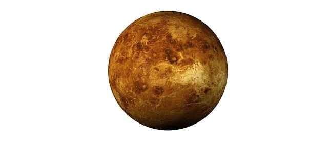 Venus is the only planet to spin clockwise Science Fact