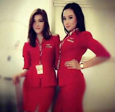 foto pramugari tercantik di indonesia