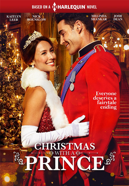 Christmas with a Prince - an UPtv Christmas Movie Premiere!