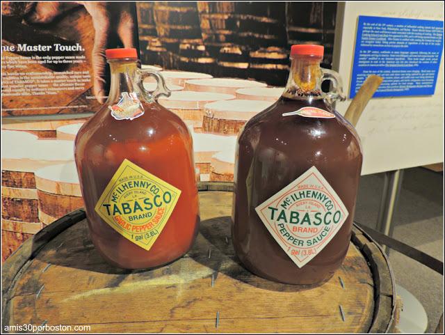 Tabasco Museo de Arte Culinario de Providence