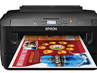 Epson WorkForce WF-7110 driver & software (Recommended)