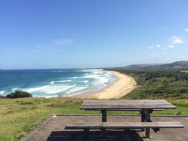 Woolgoolga Lookout Point