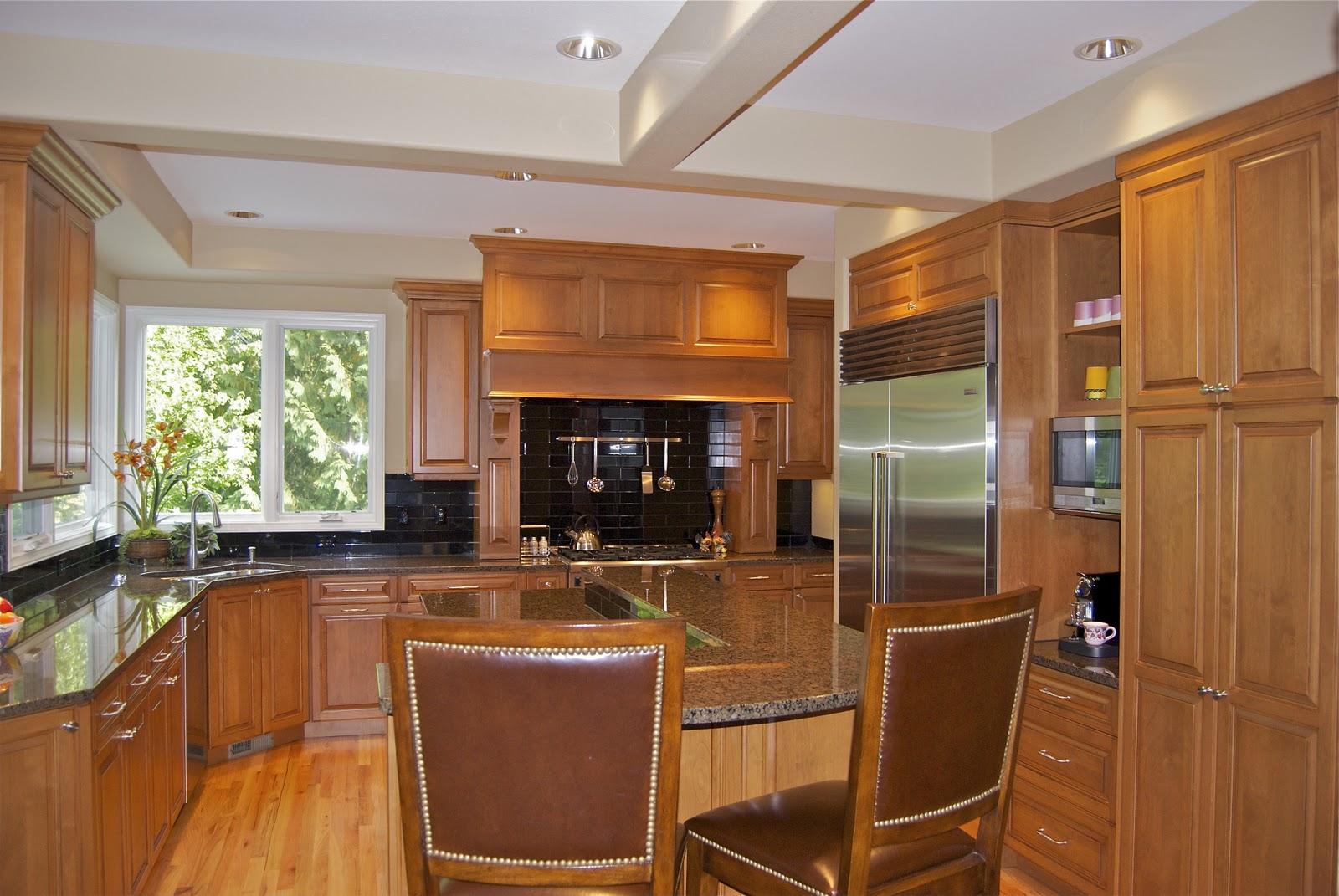 Kitchen Remodel Bellevue Kirkland Redmond Cabinets Dewils
