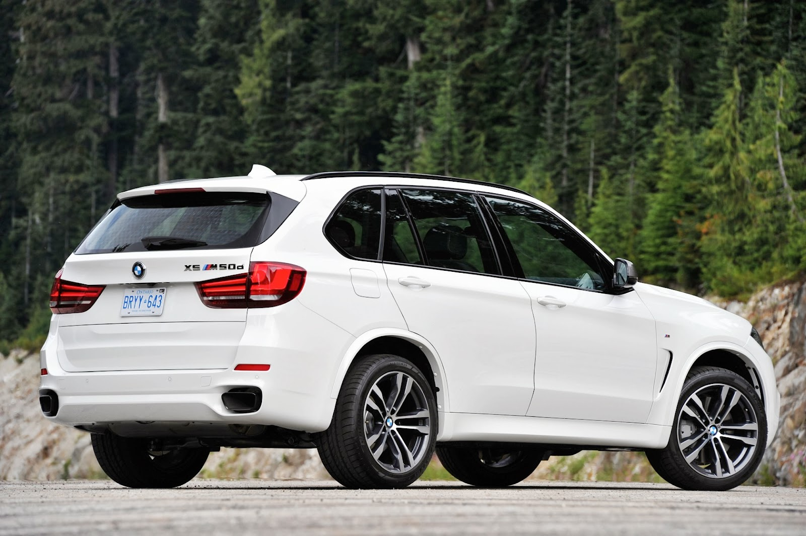 BMW X5 M50d: Intriguing and Loaded with Torque - TickTickVroom - Car