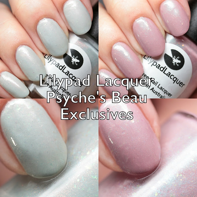 Lilypad Lacquer Psyche's Beau Exclusives