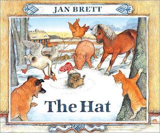 Jan Brett, read aloud books, picture books