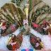Gambar Gubahan Hantaran Kain Batik
