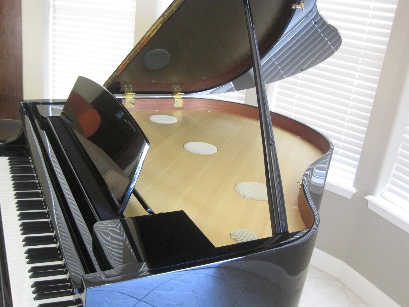 AZ PIANO REVIEWS REVIEW Kohler KD7 Digital Baby Grand PLAYER