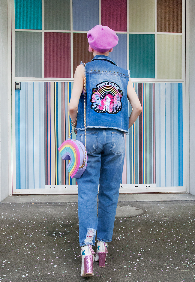 denim look, My Little Pony, Tezenis