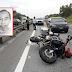Warga Singapura Maut, Motosikal Rempuh Lori