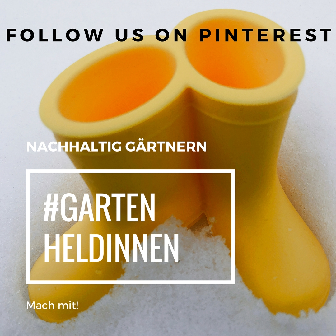 Gartenheldinnen auf Pinterest