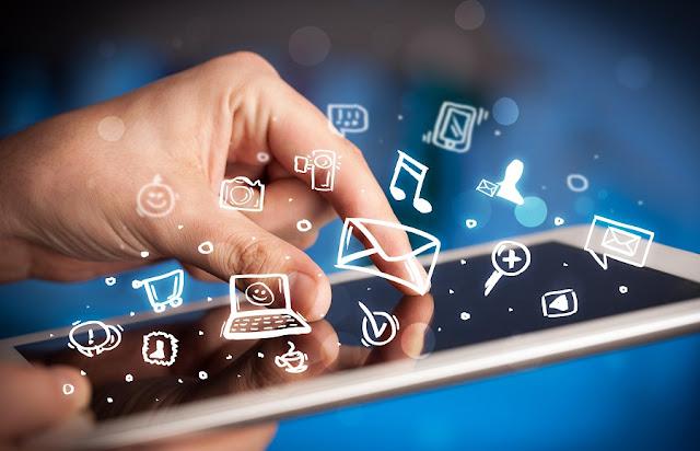 Fungsi Media Sosial dalam Mendukung Website
