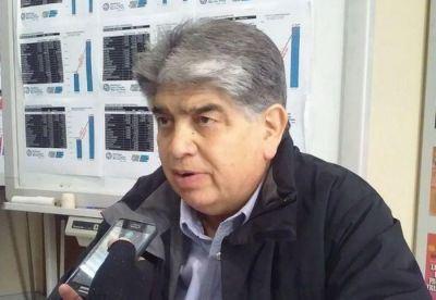 """Rigane no descartó un Paro Nacional """"porque esto no se resuelve ni con uno bono de 2000 pesos"""""""