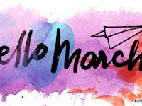 Kata Kata Ucapan Selamat Datang Bulan Maret Terbaik