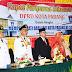 Ketua DPRD Padang, Elly Thrisyanti Pimpin Rapat Paripurna Istimewa HUT Kota Padang ke 349